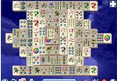 Mahjong gratuit fleurs et serpents