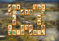 Jeu mahjong: au temps des dinosaures