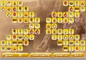 Mahjong des objets anciens