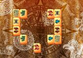 Défi Mahjong Aztec