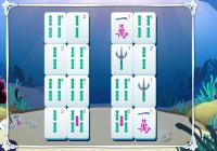 Jeu de mahjong de la mer