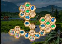 Mahjong des petits dinosaures