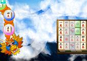 Mahjong dragon chinois