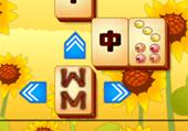 Mahjong d'automne coulissant