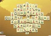Mahjong avec des noms de fleurs