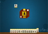 Vrai Partie de Mahjong