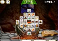 Mahjong du magicien
