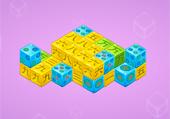 Mahjong cube