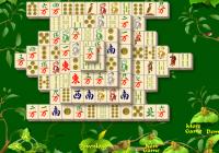 Jeu de mahjong : Garden