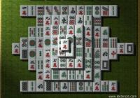Jeux de mahjong 3D