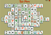 Jeu de mahjong traditionnel