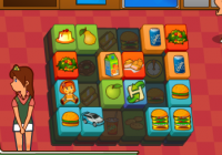 Jeu Mahjong Burger