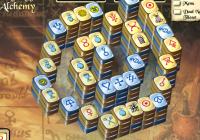 Jeu de Mahjong en 3D