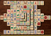 Jeux de mahjong : kung fu panda