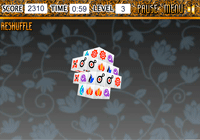 Jeu de mahjong en rotation