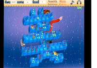 Jeux de mahjong de l'hiver