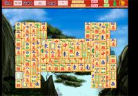 Jeu de mahjong chinois
