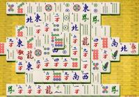 Mahjong sur osier