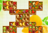 Mahjong des fruits