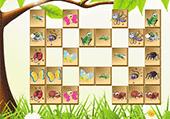 Mahjong des insectes