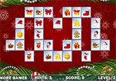 Noël mahjong