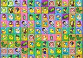 Mahjong connect Les petits canards
