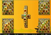 Mahjong pyramides