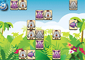 Mahjong d'animaux