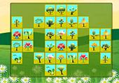 Mahjong dare : arbres et végétaux