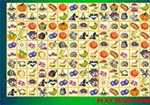 Trouve les paires de tuiles identiques sur ce mahjong