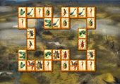 Mahjong des dinosaures