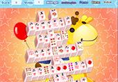 Mahjong jouets d'enfants