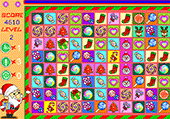 Mahjong des sucreries