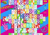 Mahjong tout coloré
