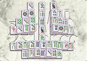 Mahjong de marbre
