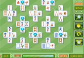 Mahjong Mario Bros
