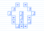 Mahjong maths multiplication