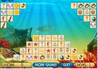 Mahjong dans la mer