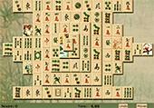 Mahjong roseaux