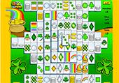 Mahjong de la saint-Patrick