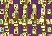 Mahjong à 144 tuiles