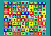 Mahjong zig-zag