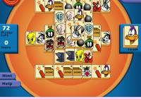 Mahjong avec Looney Tunes