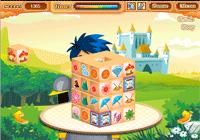 Sauve la princesse mahjong