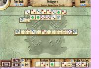 Jeu de mahjong domino