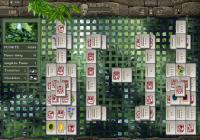 Jeu de mahjong maya