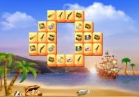 Jeux de Mahjong des Pirates