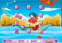 Jeu de mahjong musical