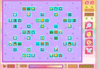 Jeu de mahjong pour fille