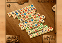 Mahjong de l'Odyssée ancienne
